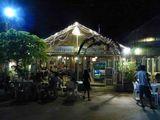タイの友人に連れて行ってもらった、穴場のシーフードレストラン。美味しかった。