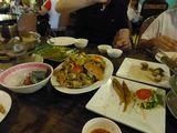 タイ料理は辛いだけじゃないよ。香草の使い方が独特ですねえ。